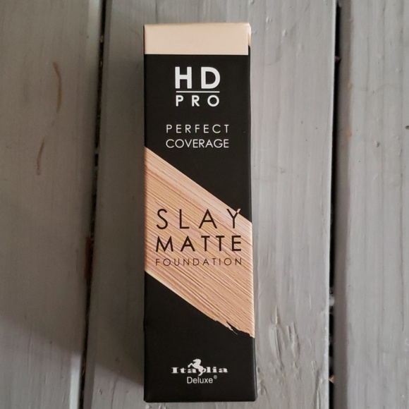 HD Pro Other - HD Pro perfect coverage Slay Matte Foundation